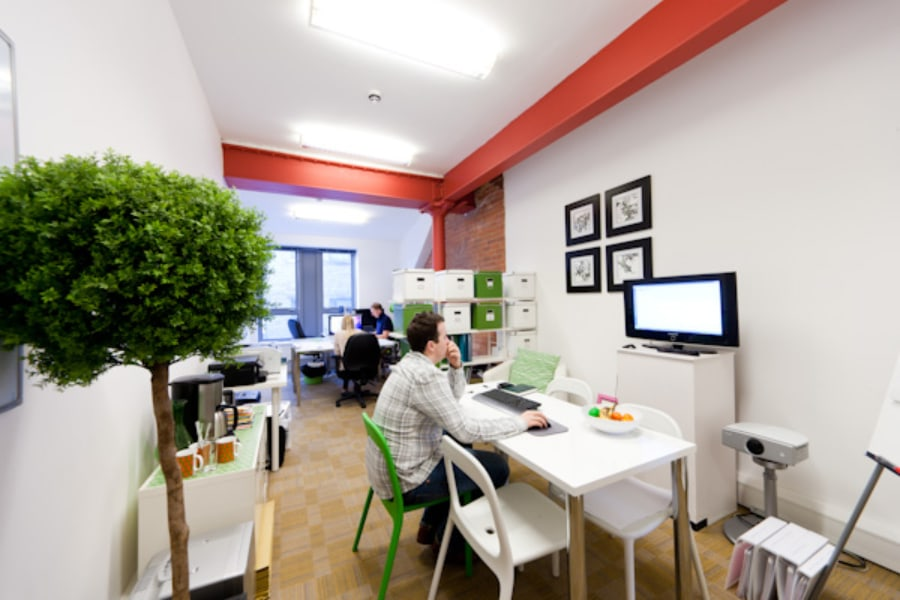 Private Office 3 Person